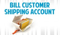 Bill Customer Shipping Account
